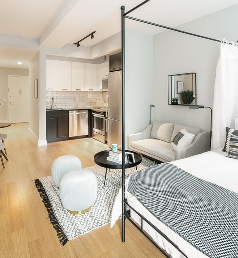One Bedroom Apartments Nyc: Luxury Studio, 1 & 2 Bedroom Apartments In NYC